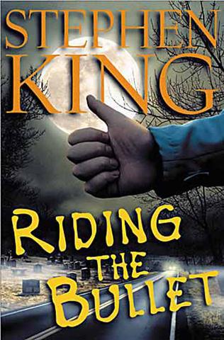 """March 2000: Stephen King— """"Riding the Bullet""""   Within 2 days, over 400K downloads!    Estimated sales:  Over  1M digital copies sold."""