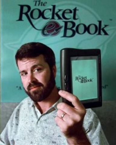 Gemstar launch the Rocket Book and the SoftBook