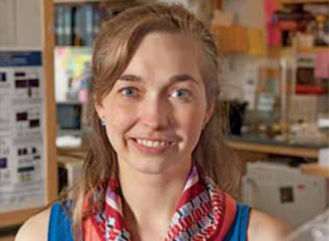 Tamara Ouspenskaia idetifies cisnals that make early stem cells