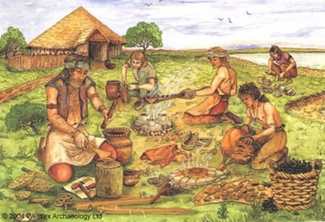 Periodo Agrícola (5000 a. C.)