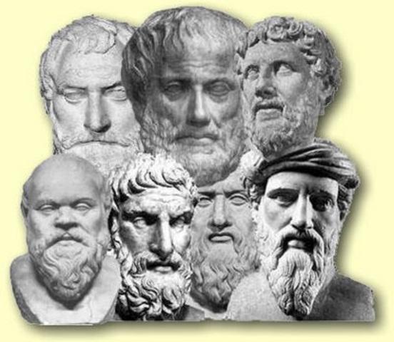 Grecia (500 - 200 a.C.)