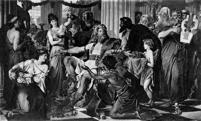 Roma (200 a.C. - 400 d.C.)