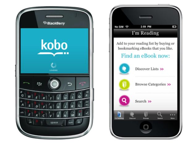 Kobo Launches