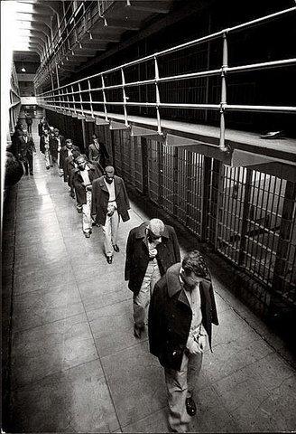 Cierra la prisión de Alcatraz
