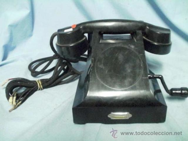 TELÉFONO AUTOMÁTICO