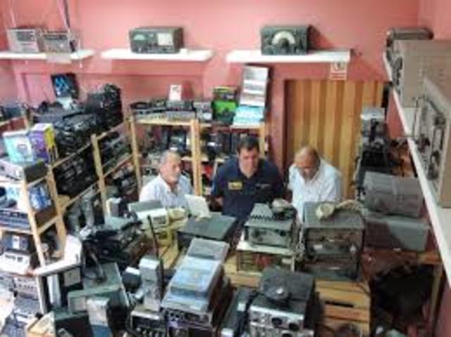 PRIMERA ORGANIZACIÓN DE RADIOAFICIONADOS