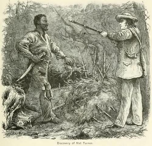 Nat Turner's Rebellion