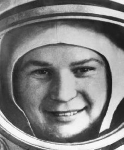 1st Women in Space