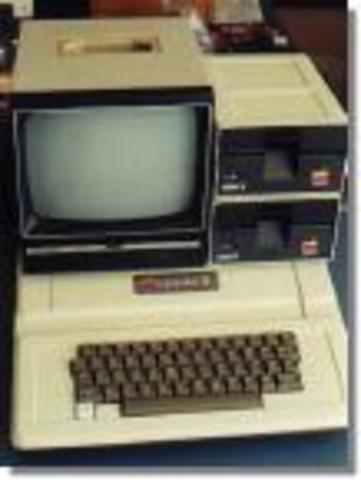 Apple introduces the Apple II