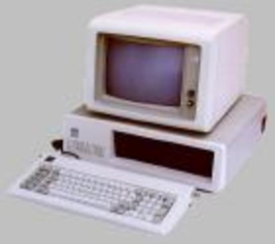 IBM introduces the PC