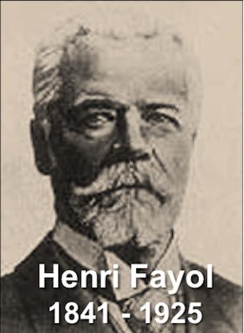 APORTES DE HENRY FAYOL EN LA ADMINISTRACIÓN