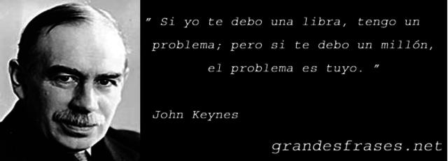 JOHN MAYNARD KEYNES(Biografía)