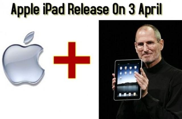 iPad released.