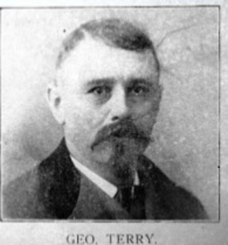 GEORGE ROBERT TERRY
