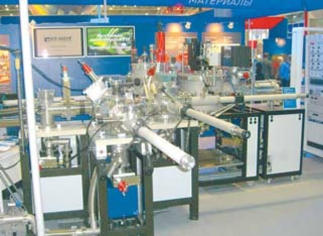 Первая российская нанотехнологическая установка