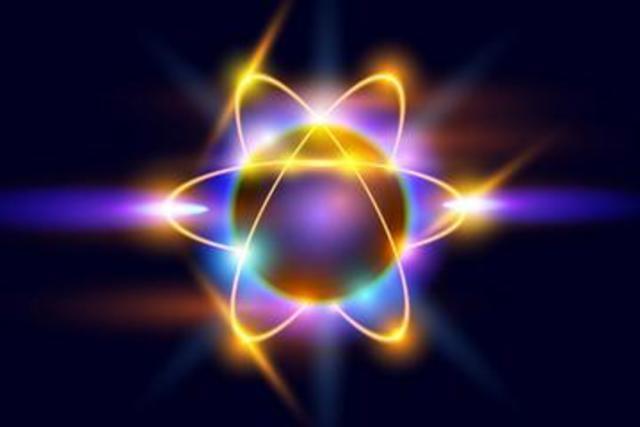 построены образы орбит электронов