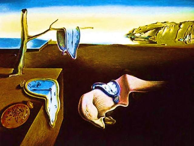 HISTOIRE DES ARTS: La persistance de la mémoire