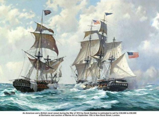 Battle over Seas