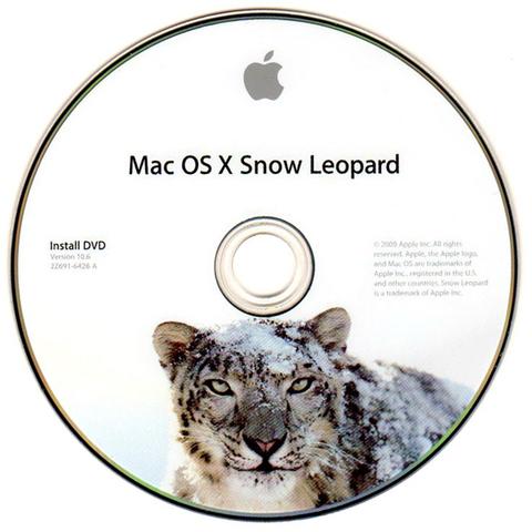 Mac OS X 10.6 Snow Leapord