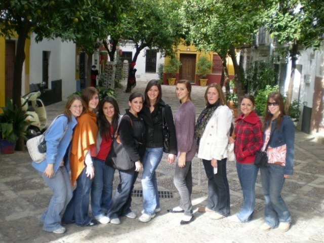 Study abroad in Madrid, Spain