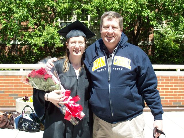 Graduation from JCU