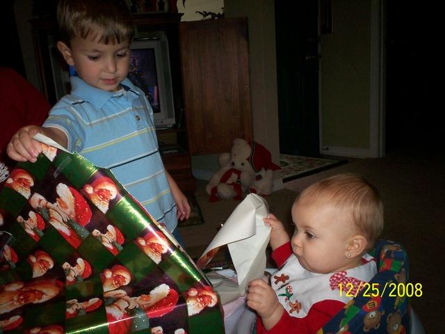 Kaylee's 1st Christmas