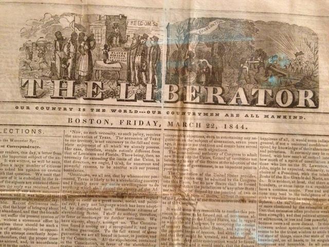 """""""The Liberator"""""""