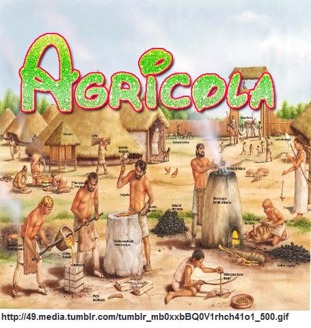 PERIODO AGRICOLA  (Inicio aprox. 7.000 a.C.)