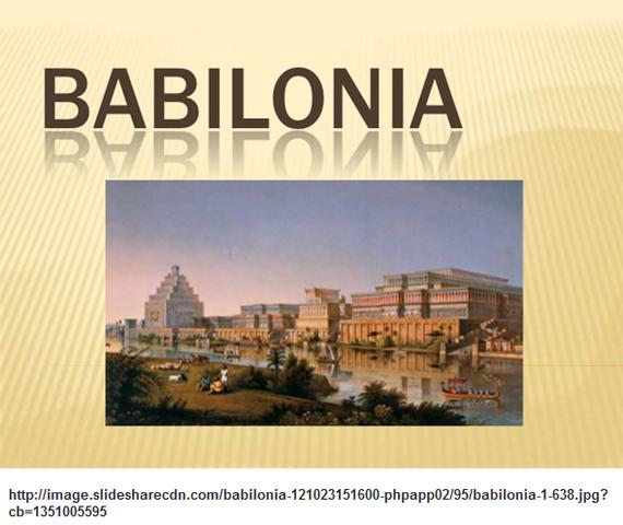 BABILONIA (2000-1700 a. C.)