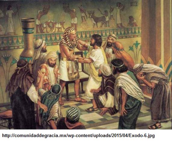 HEBREOS (1.200 a.C)