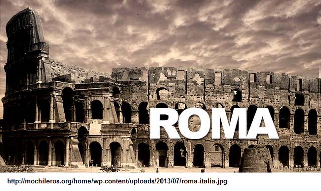 ROMA (200 a. C. – 400 d.C.)
