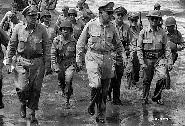 MacArthur Returned to the Philippines