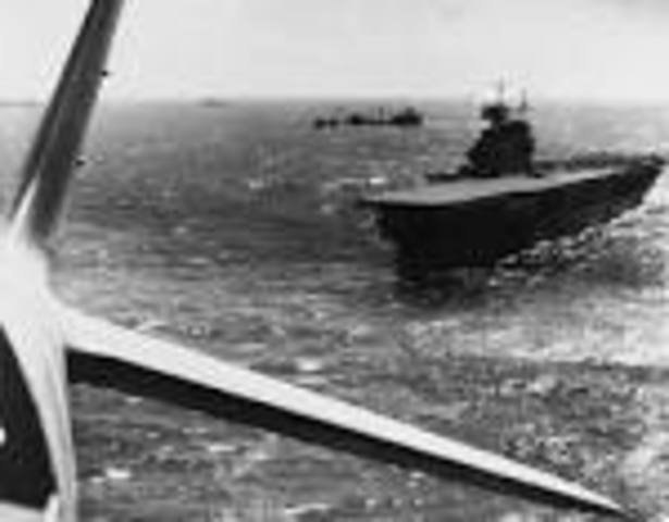 Battle of Coral Sea