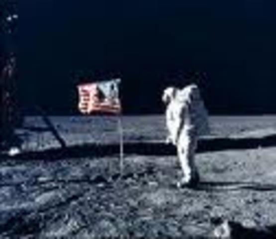 Primeiro homem a pisar na Lua