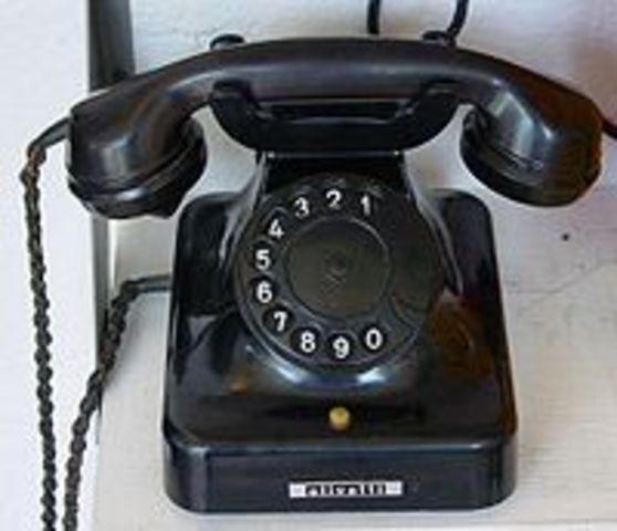 Invenção do Telefone