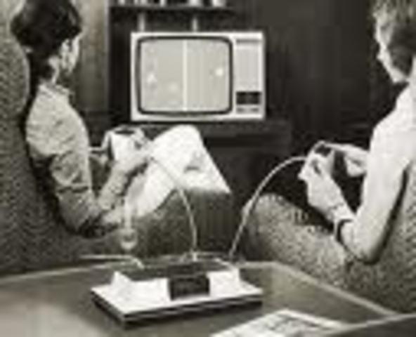 Primeiro video-game lançado