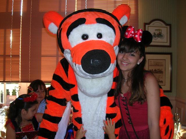 Viaje a Disneyland