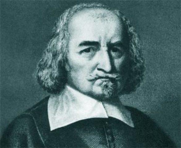 Tomas Hobbes 1588- 1679 (imagen extraida de www.google.com)