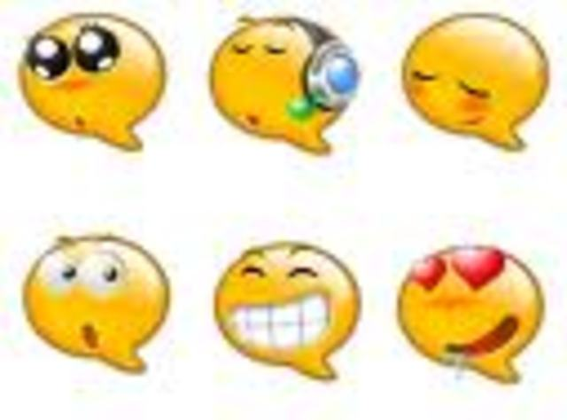 Surgimento do emoticons