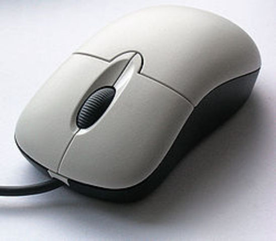 Invenção do mouse