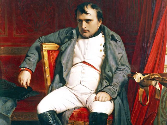Napoleon Bonaparte was born