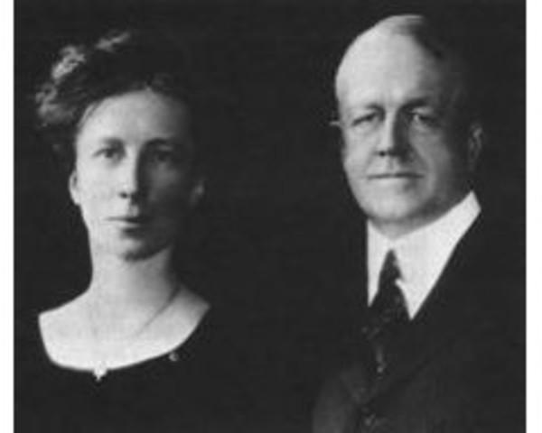 Frank y Lilian Gilbert (imagen extraida de www.google.com.co)