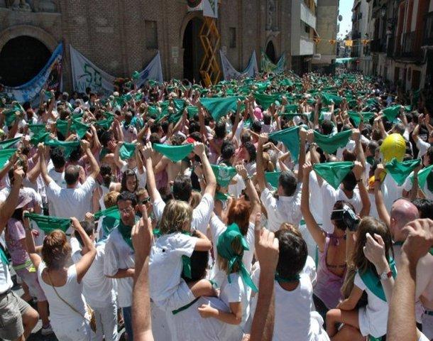 Fiestas de San Lorenzo, Huesca