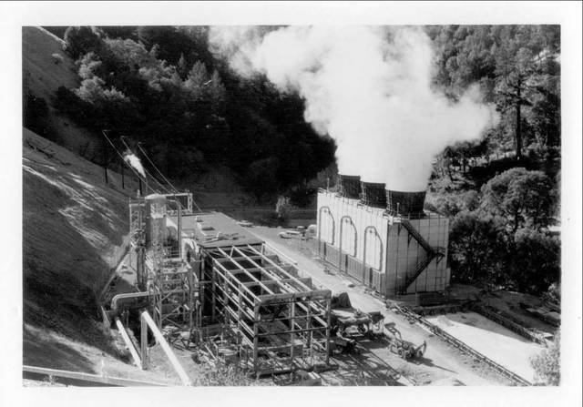 Worlds First Geothermal Plant
