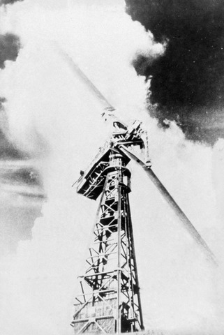 First Commerical Windmills