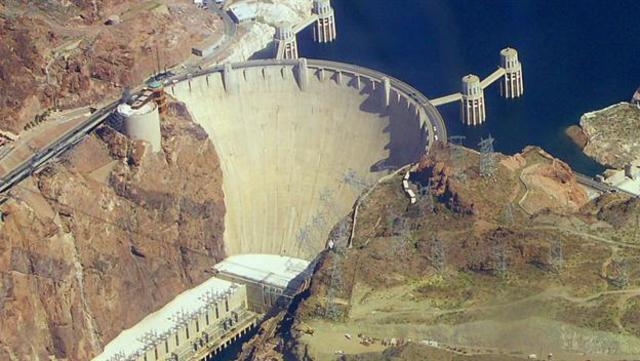 The Hoover Dam Opens
