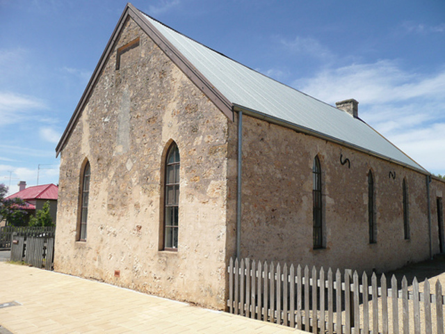 Mary MacKillop opens first Adelaide school