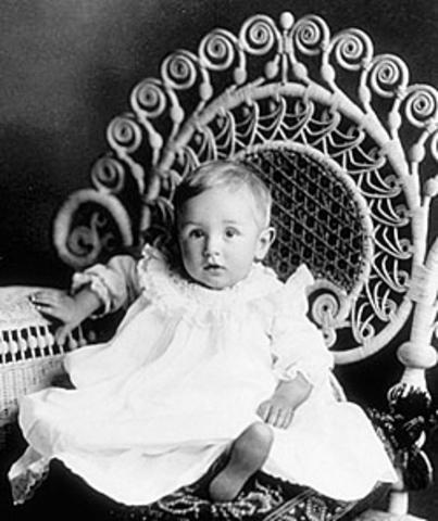 Nacimiento Walter Elias Disney