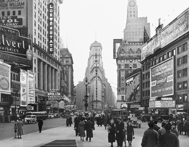 Ogilvy viaja a Nueva York
