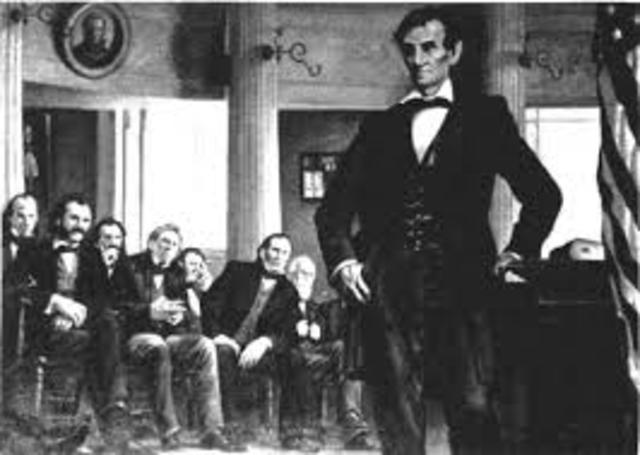 Lincoln is elected into the Illinois State Legislature
